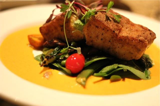 Jiko at Animal Kingdom Lodge is one of the top-rated Disney Resort restaurants
