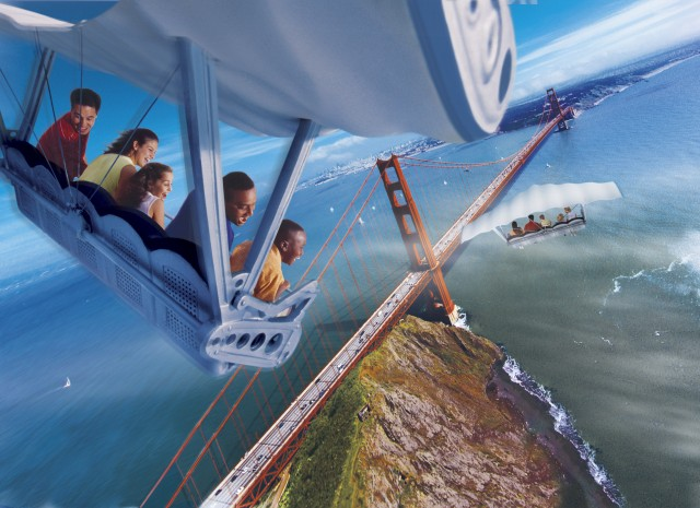Soarin' Over California