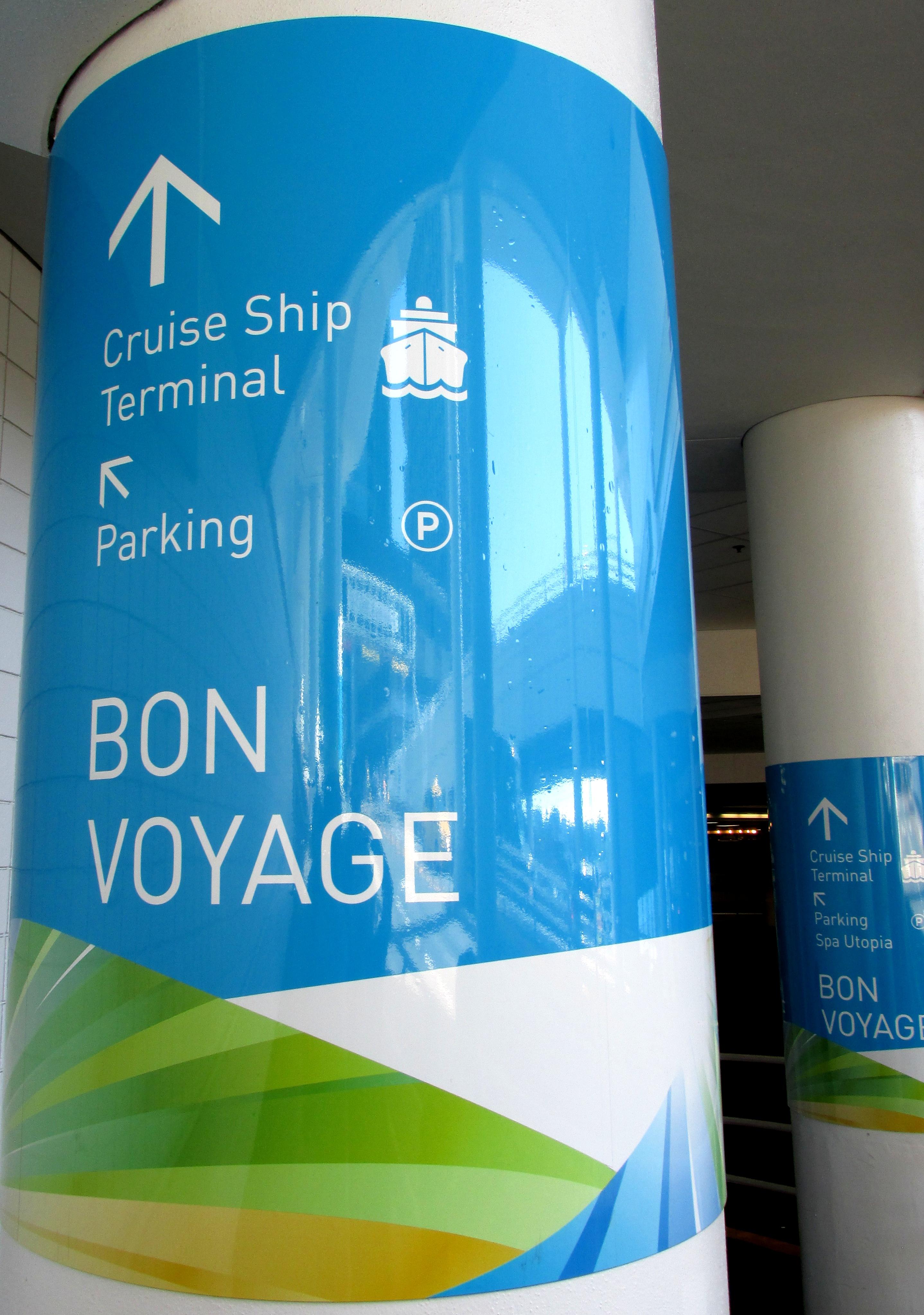 Vancouver Cruise Terminal