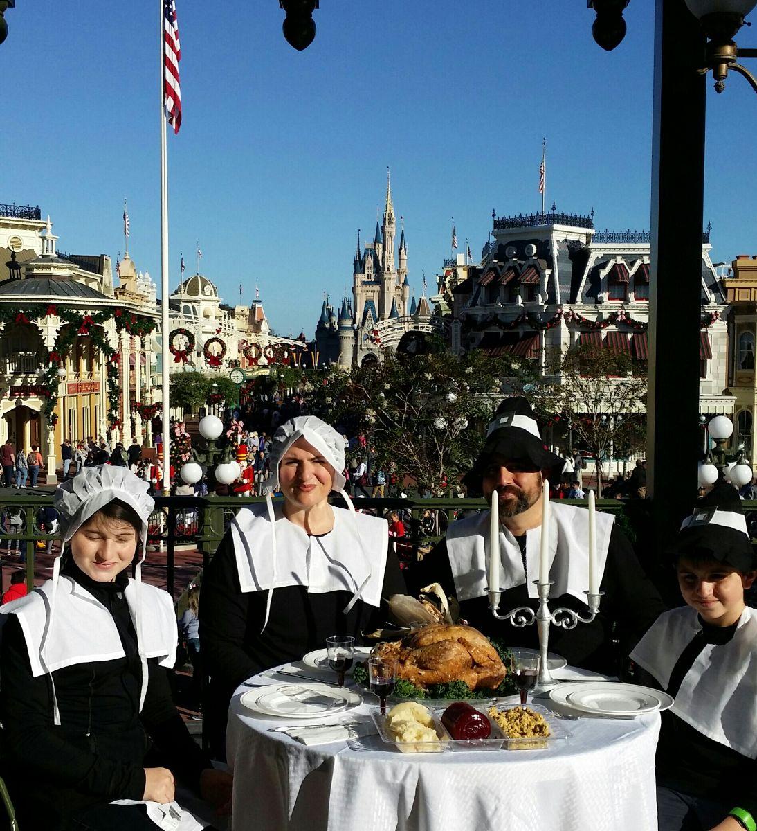 WDW Pilgrims