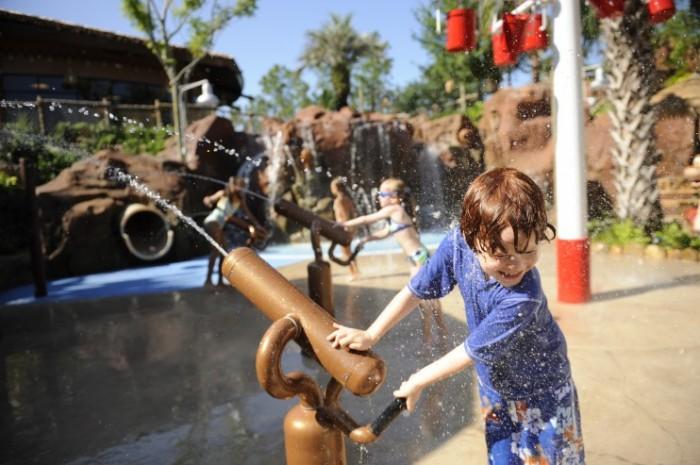Kidani Pool.  Photo: Disney