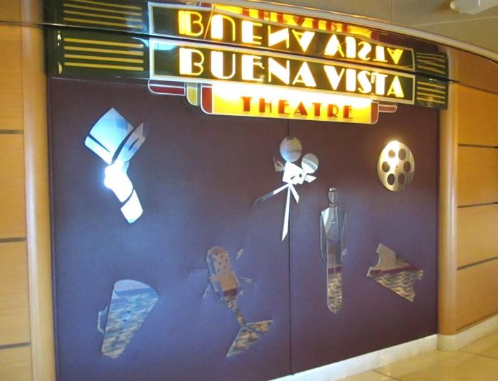 Disney Wonder Buena Vista Theatre