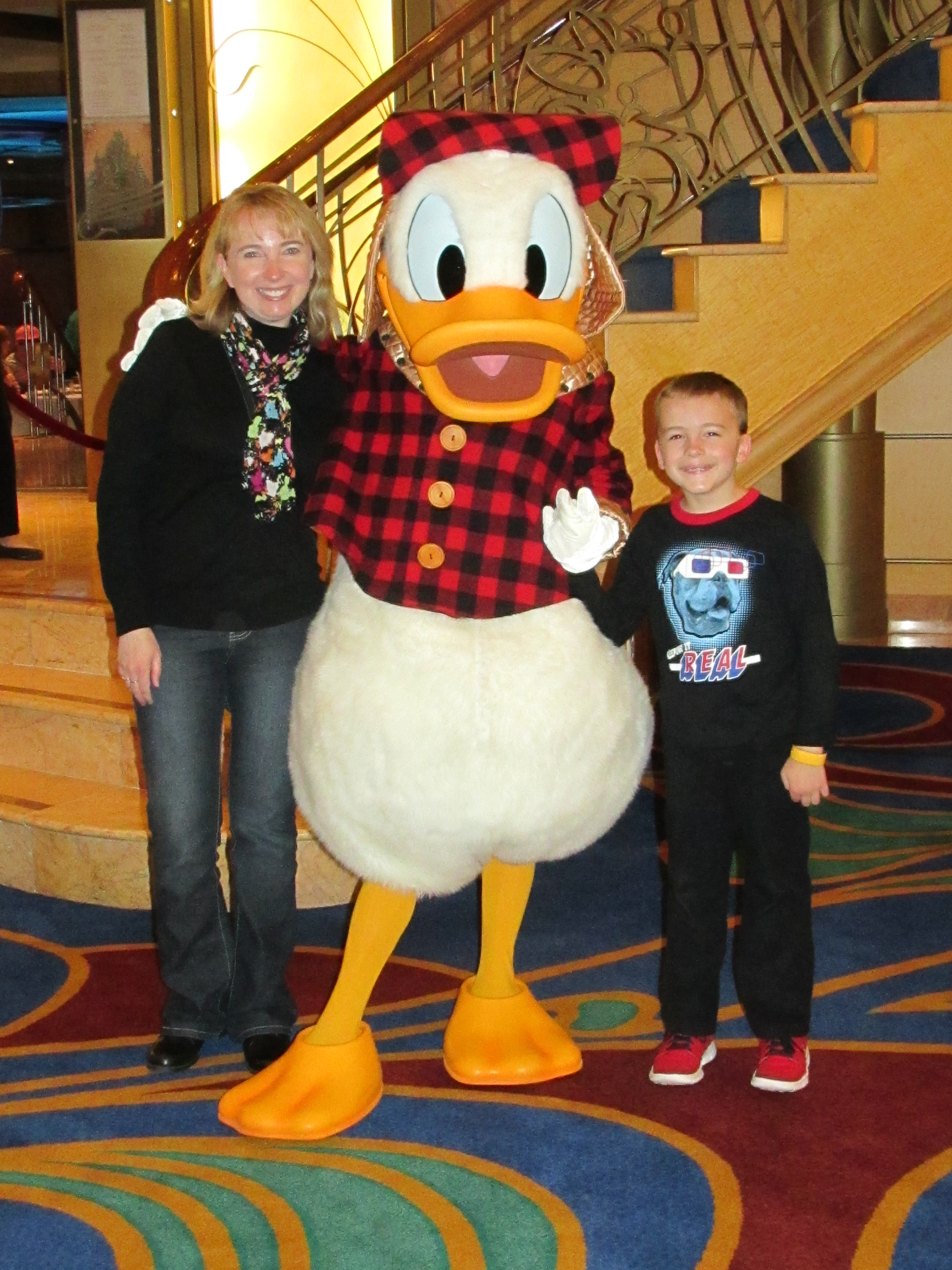 Meeting Donald