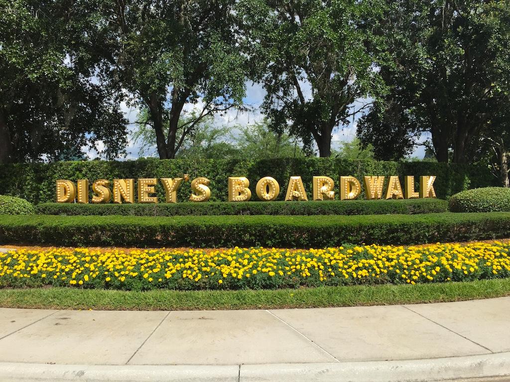 Saay Six Reasons We Love Disney S Boardwalk Resort