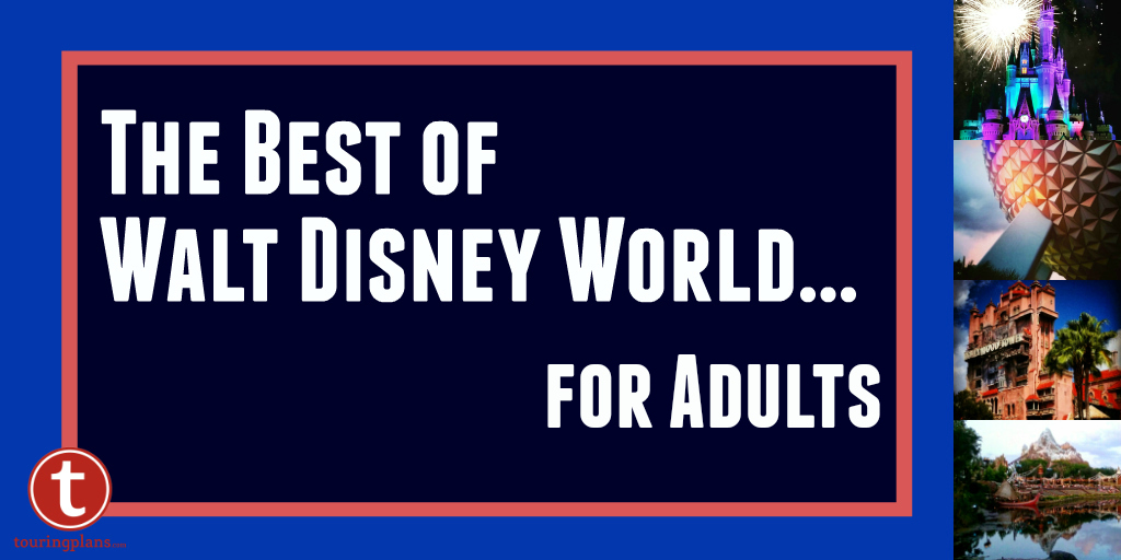 The Best of Walt Disney for Adults