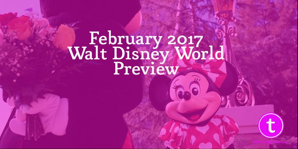 Walt Disney World 2017 Preview