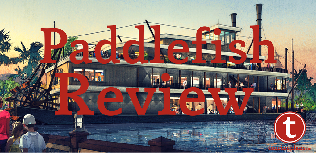 Paddlefish Review