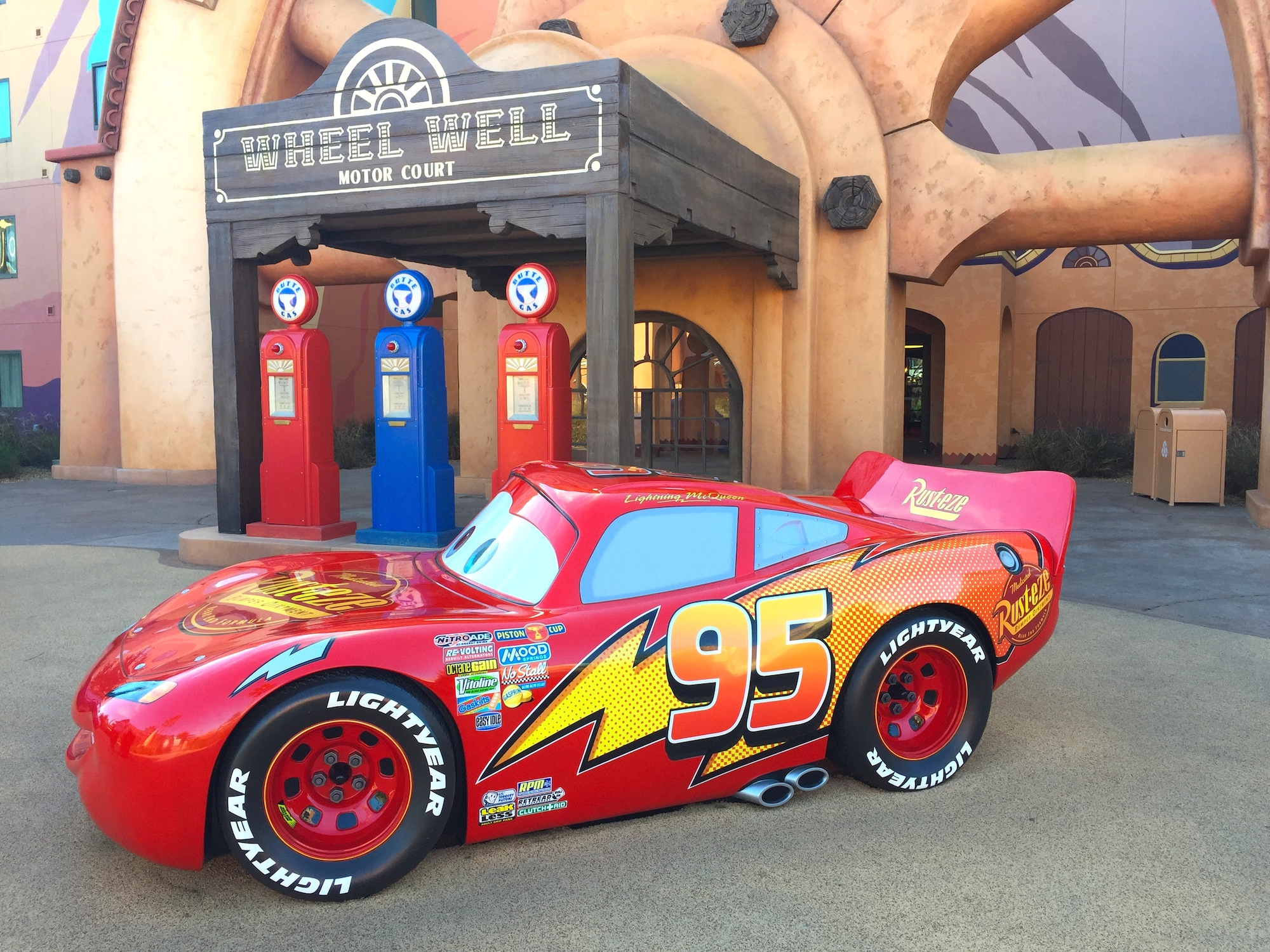 Cars Details At Disney S Art Of Animation Resort Touringplans Com