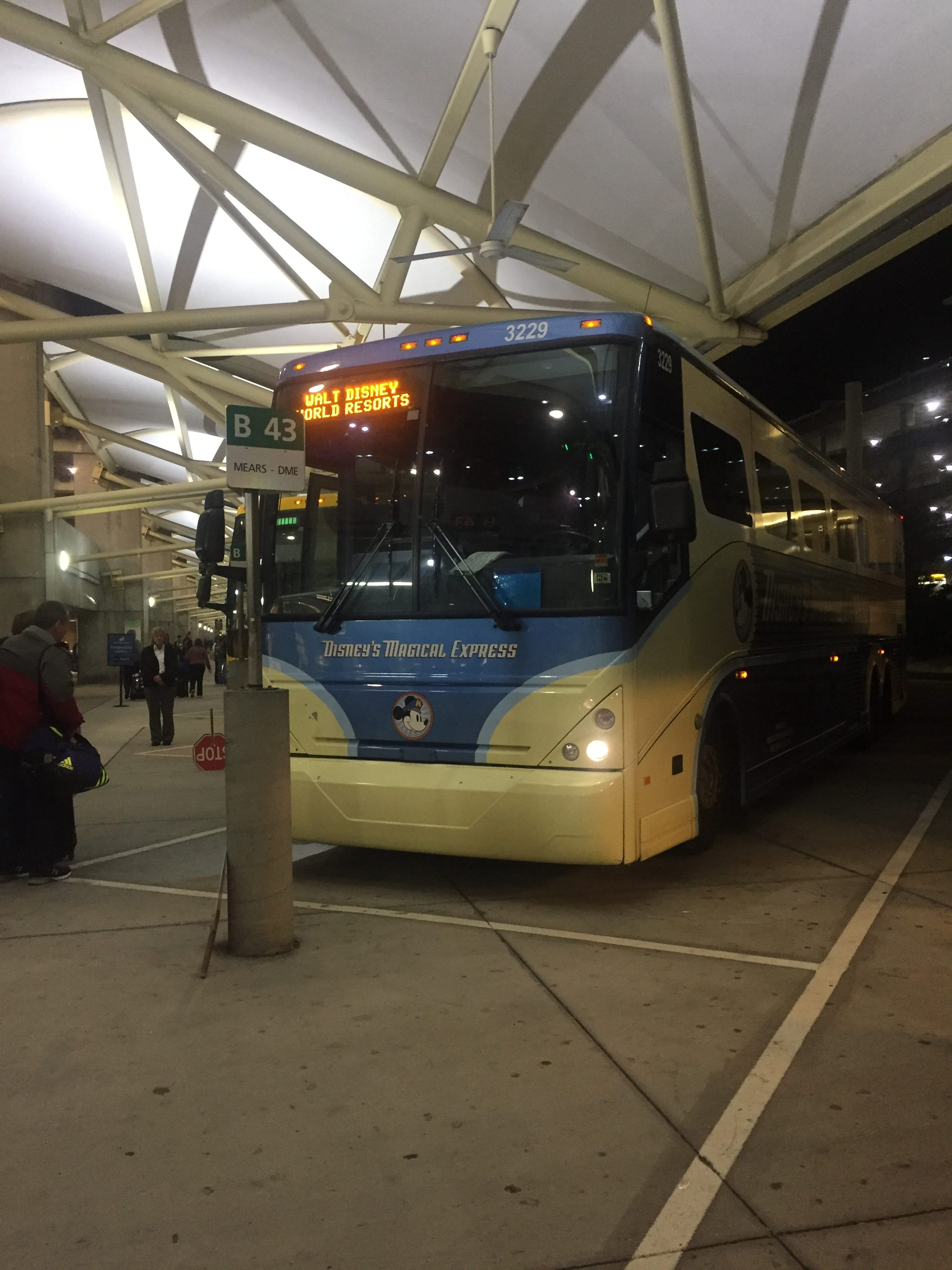 Changes Made To Disney S Magical Express Pick Up Times