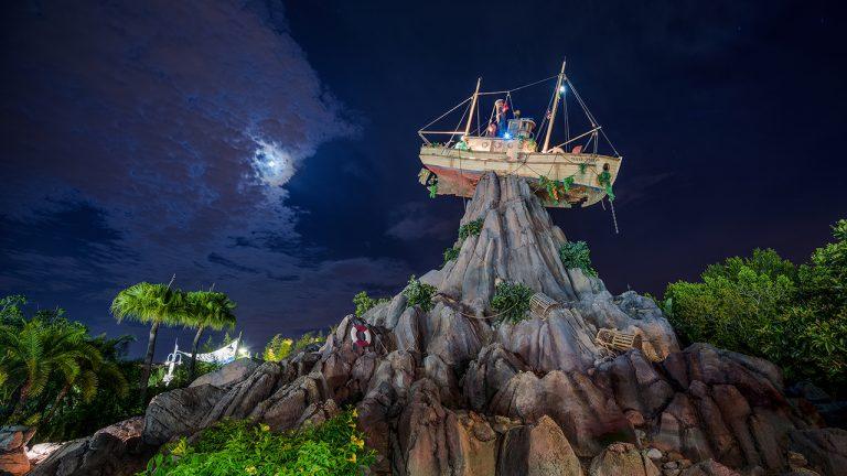 Disney H2O Glow Nights