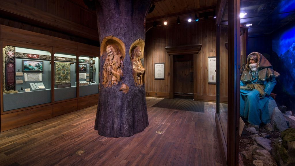"""Gods of the Vikings"" Exhibit"