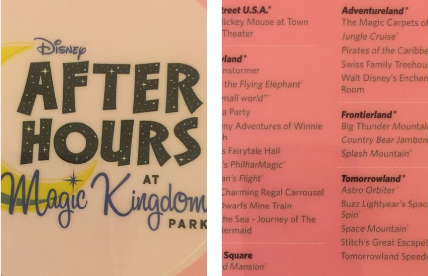 0cc2808d4e6 Disney After Hours Events Added For May and June