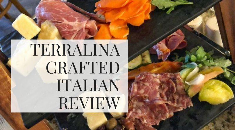 Terralina Not Just Another Italian Restaurant