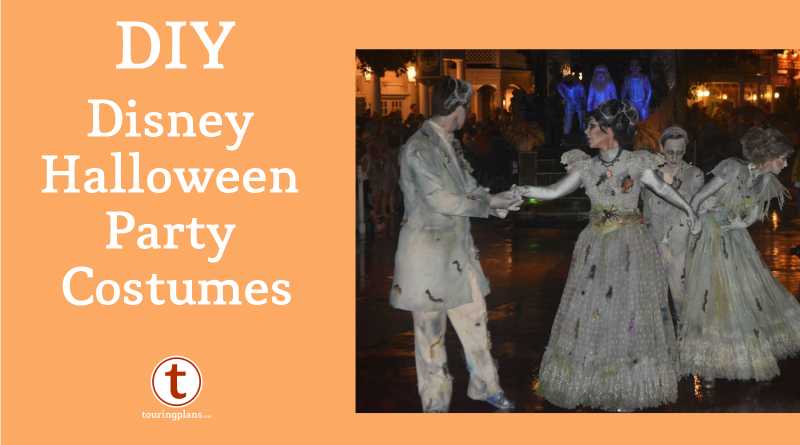 Disney Halloween Party Costume Ideas For Adults.Easy Diy Disney Costumes For Mickey S Not So Scary Halloween Party