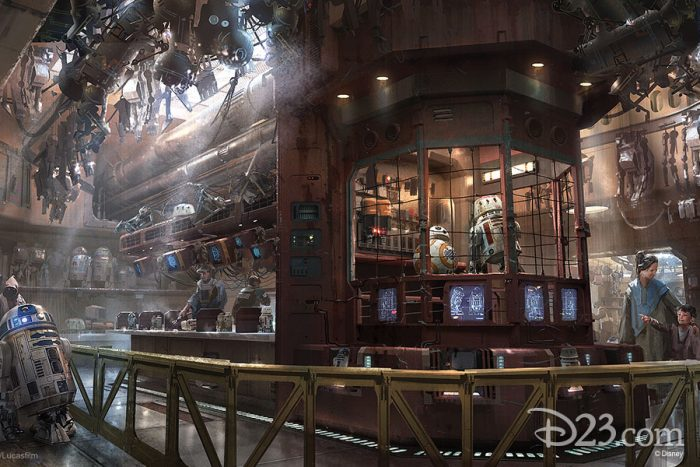 Details About What to Expect With Star Wars: Galaxy's Edge