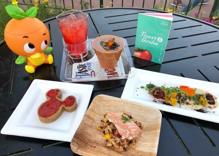 Flavor Full Kitchen's offerings