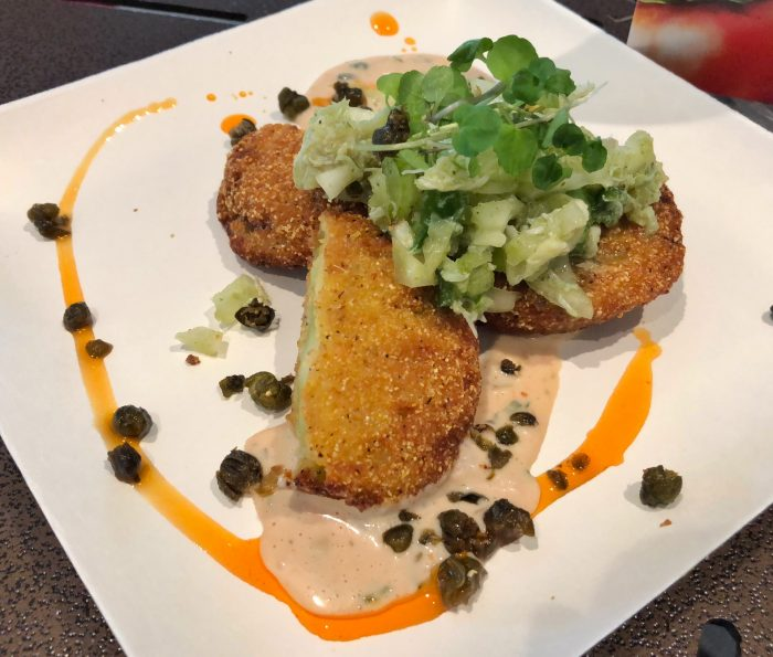 Arbor's Fried Green Tomatoes