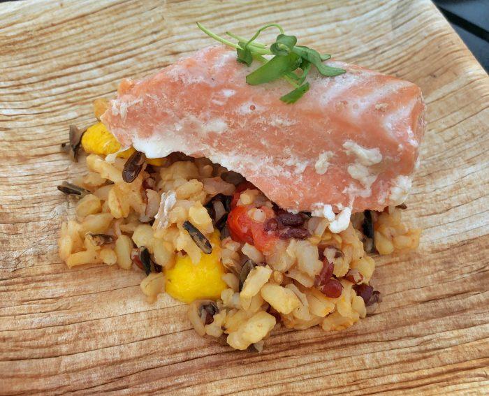 Flavor Full Kitchen's Citrus Salmon
