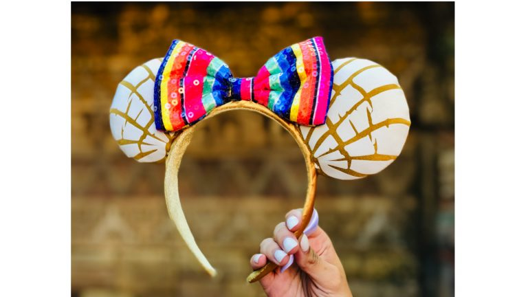 Mexican Sweet Bread Ears
