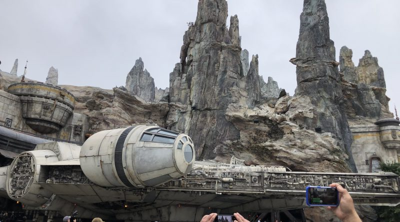 Star Wars: Galaxy's Edge | Millennium Falcon