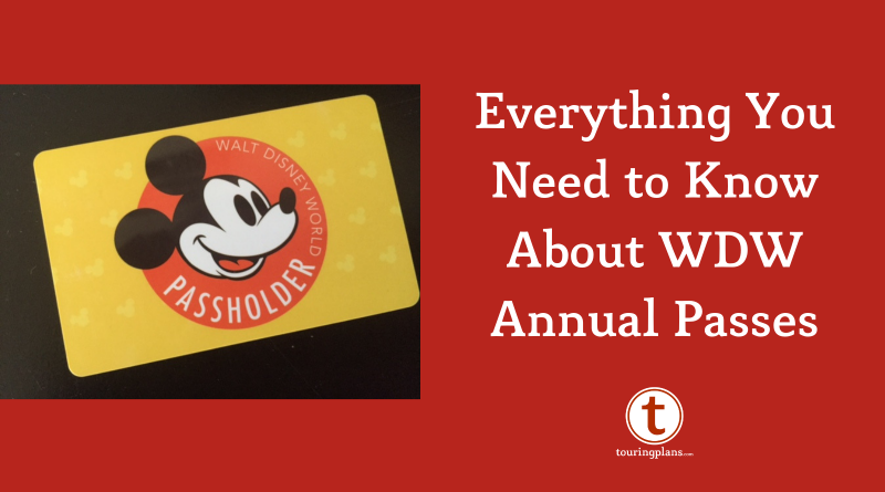 Everything You Need to Know About Being an Annual Passholder