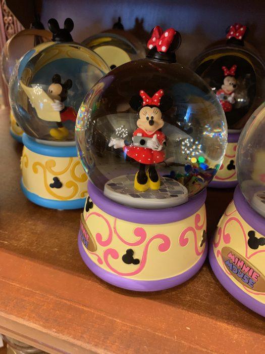 Classic Disney Souvenir The Snow Globe Touringplans Com