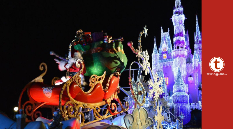 Mickeys Very Merry Christmas Party 2019 Dates.Finding The Least Crowded Mickey S Very Merry Christmas
