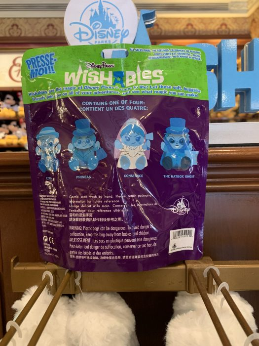 Haunted Mansion Wishables are Scary Cute - TouringPlans com Blog