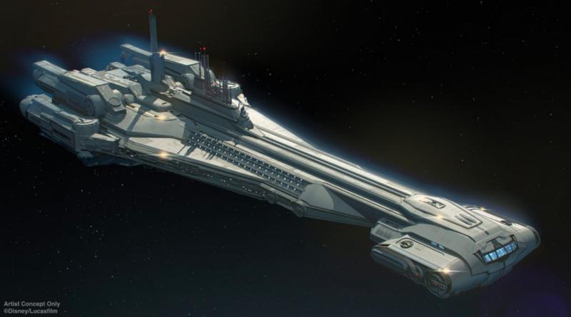 Star Wars: Galactic Starcruiser
