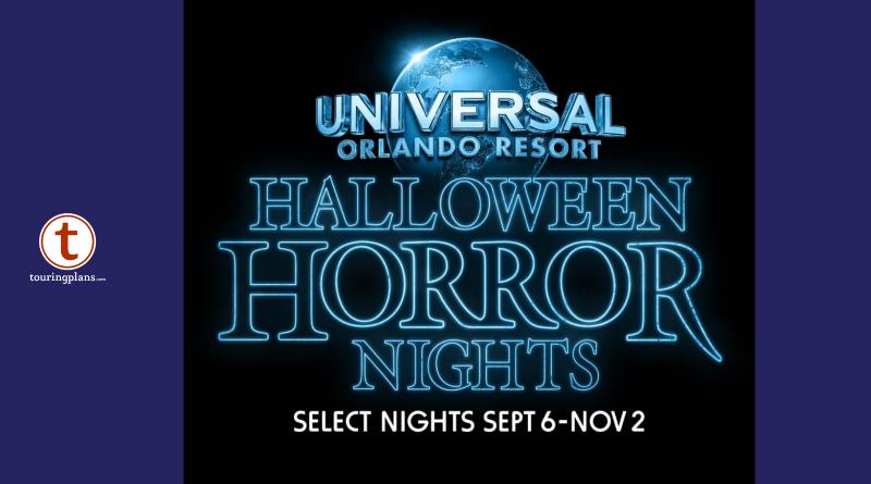 Halloween Horror Nights 2019 Poster.Ultimate Halloween Horror Nights 29 Guide Part 1 Planning
