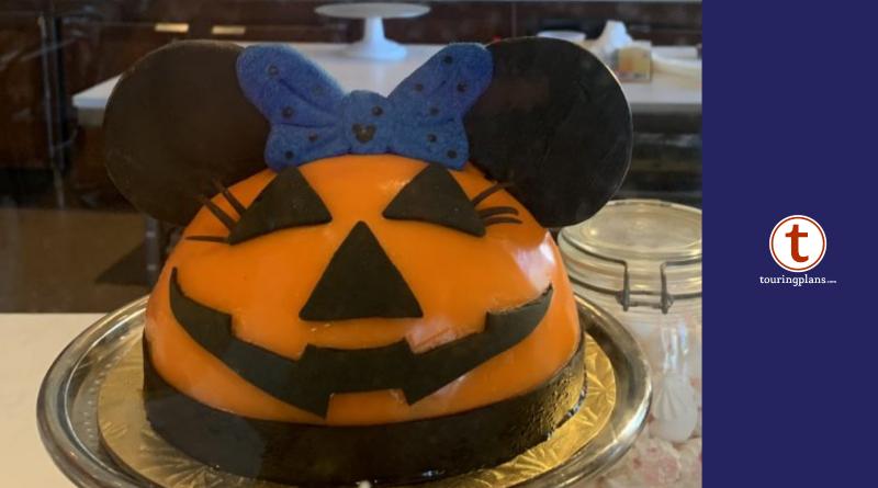 Halloween Cakes At Amorette S Touringplans Com Blog