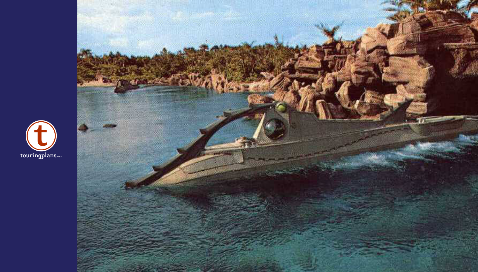 Attraction Archaeology: 20,000 Leagues Under the Sea – Submarine Voyage