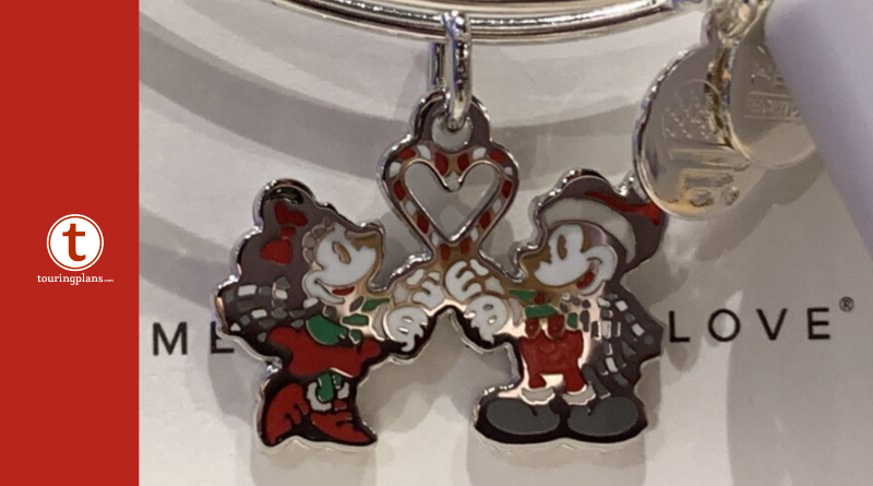 Alex And Ani Exclusive 2020 Christmas Bracelets NEW! Alex and Ani Disney Parks Collection Charms For the Holidays