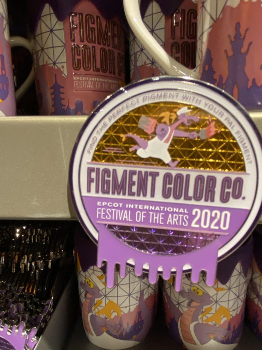 New Epcot International Festival Of The Arts Merchandise Is Perfectly Purple Touringplans Com Blog