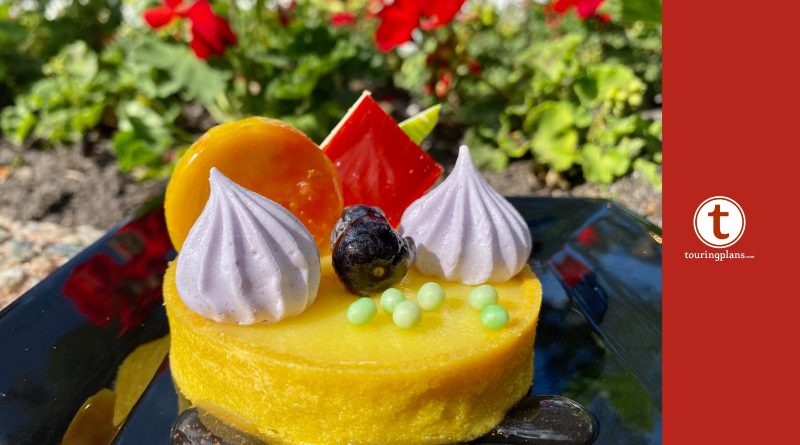 Feast Your Eyes on Some of the Colorful Food at the Epcot International Festival of the Arts