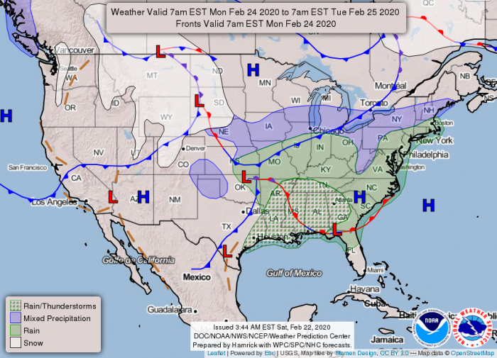Weather Prediction Center