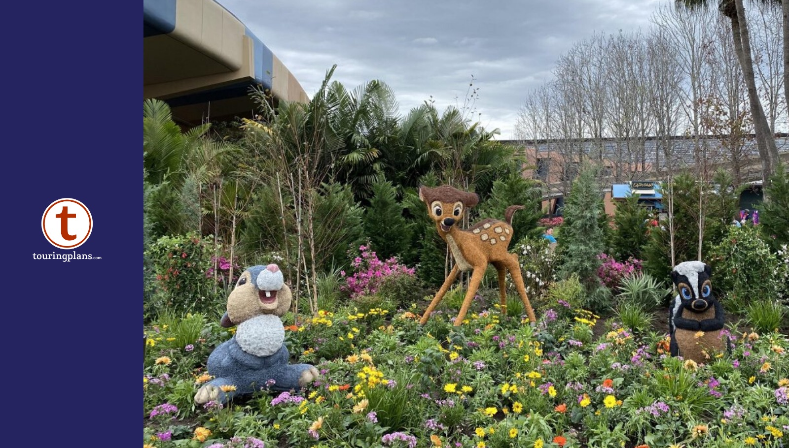Photos Epcot Flower And Garden Festival Topiaries And Outdoor Kitchens Arrive Touringplans Com Blog