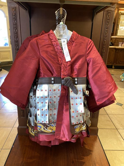 Mulan Merchandise Recap Touringplans Com Blog
