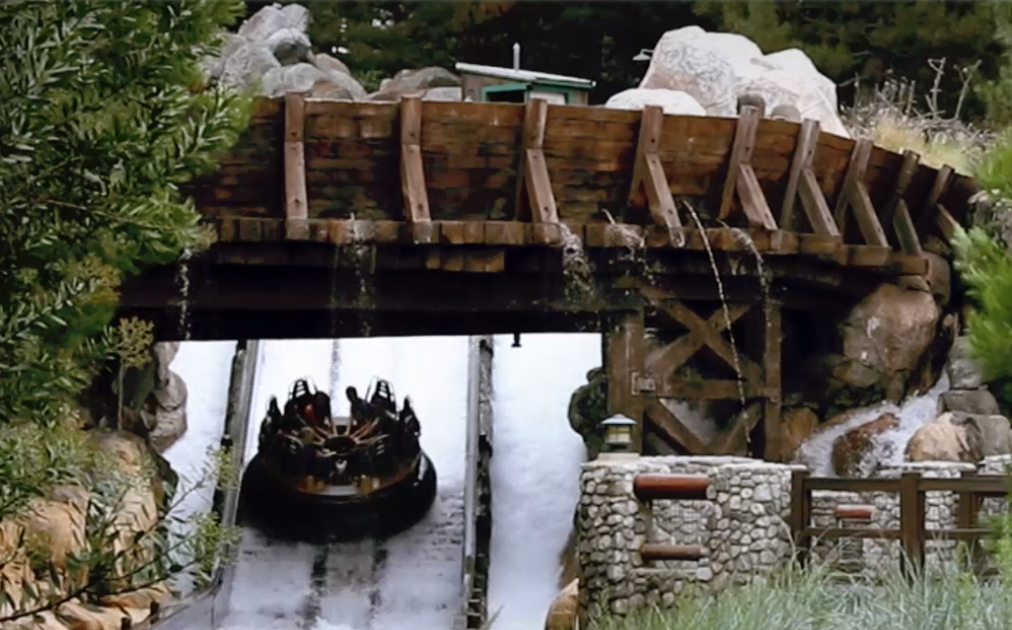 grizzly river ride