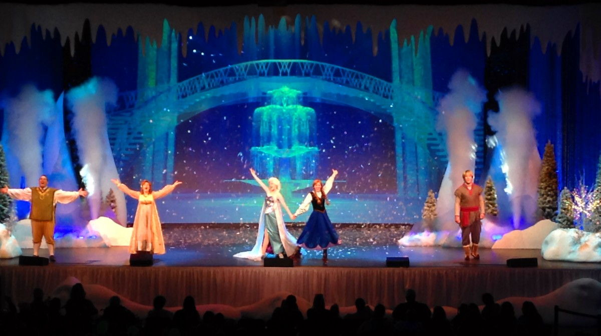 Frozen Sing-Along Celebration