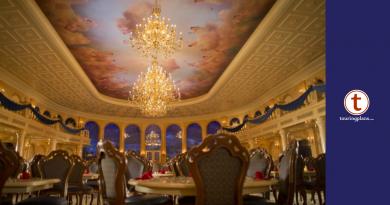 Walt Disney World Mobile Dine Check-In