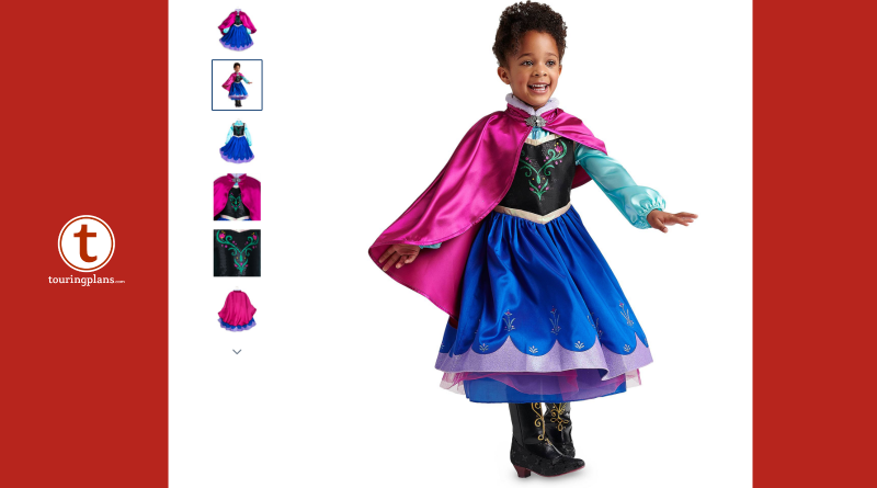 Deal Alert Disney Halloween Costume Marked Down At Shopdisney Online Touringplans Com Blog