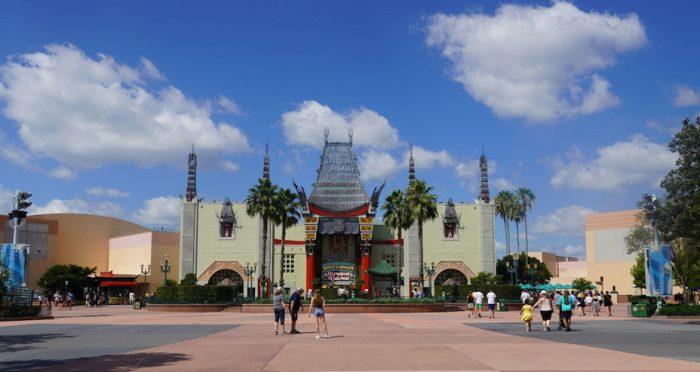 Sunny day at Disneys Hollywood Studios