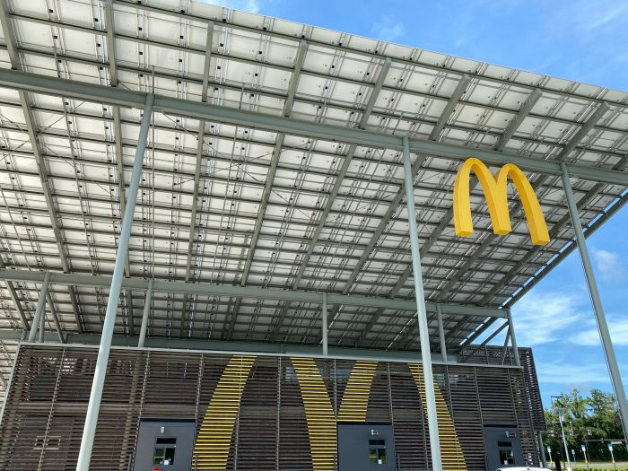What's so Special about the McDonald's on Walt Disney World Property?