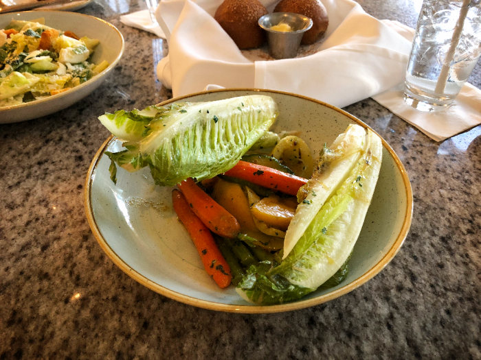 A Tale of Two Chickens – Dinner at Grand Floridian Cafe