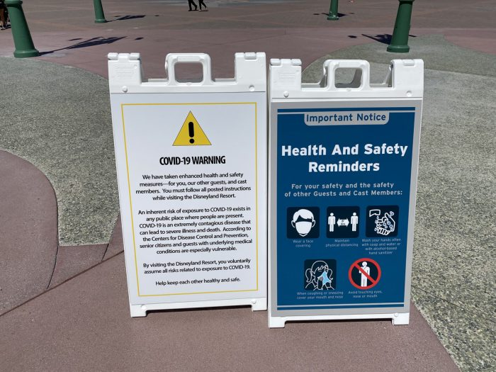 Pictures: Downtown Disney Reopens With New Safety Measures