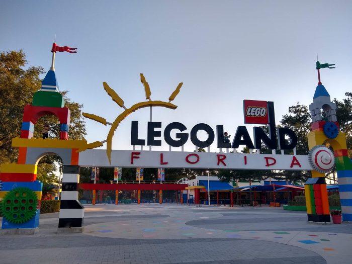 LEGOLAND Florida in Pandemic Mode