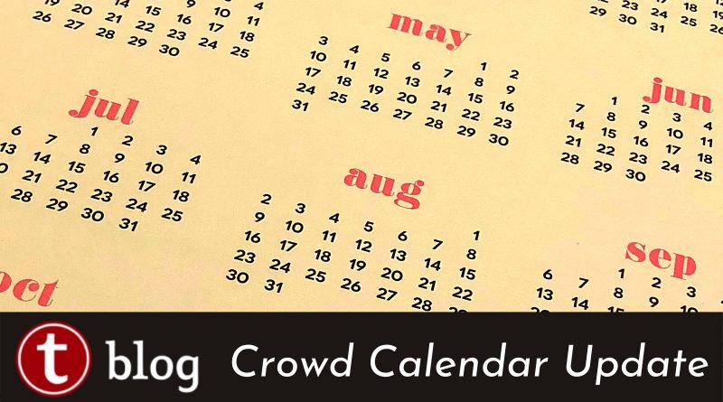 Universal Crowd Calendar 2022.Disney World Crowd Calendar Update For Mid April 2021 Touringplans Com Blog