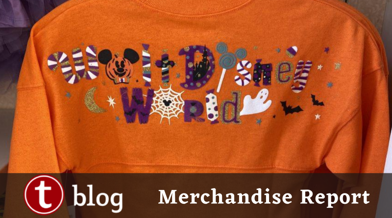 Walt Disney World Halloween Merchandise 2020 Take a Look at Practically All of the Halloween Merchandise at