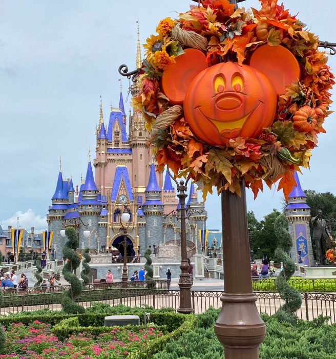 Disney World Halloween Decorations 2020 Are the New Halloween Offerings at Magic Kingdom Enough to Satisfy